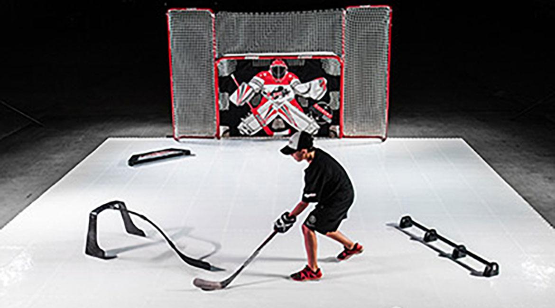 Hockeyshot items