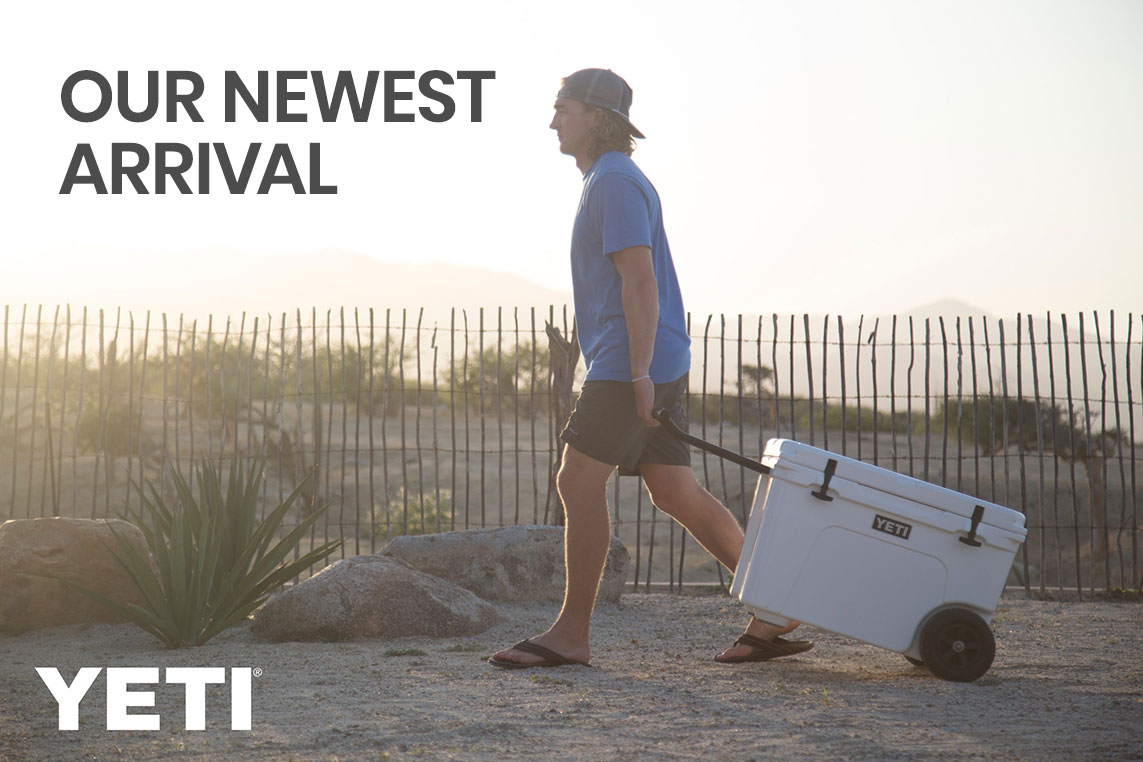 YETI Tundra Haul - new at Brian's Source for Sports